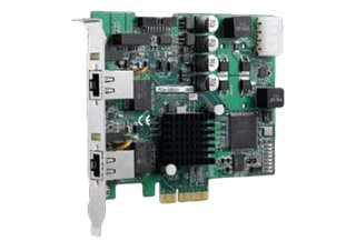 The Basler 2000030973 GigE Ethernet card AdLink 2 Port with PoE Framegrabbers and Cards Accessory