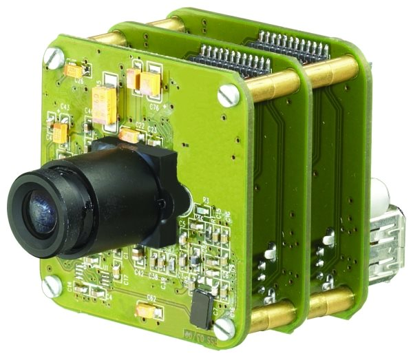 The Imaging Source USB CCD Color Board Camera DFM 31BU03-ML